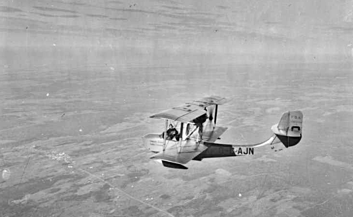 When Flying-boats Mapped the Gaspé