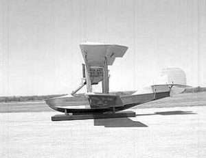 Restored Curtiss Seagull in the Canada Aviation and Space Museum. Photo: CASM # 10904.
