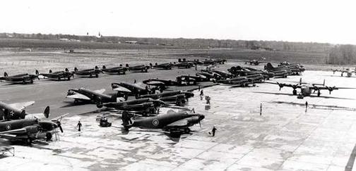 Howard Watt – WW2 Ferry Command Pilot