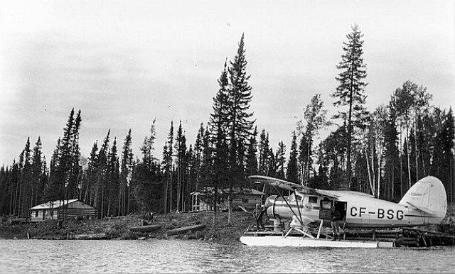 Gold Belt Air Service – Bachelor Lake Base