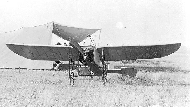 Trethewey Airfield Made History a Century Ago