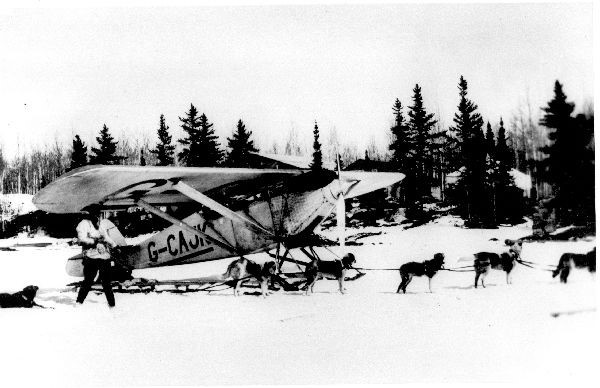 LOST AT SEA – Canada's only Ryan M-2